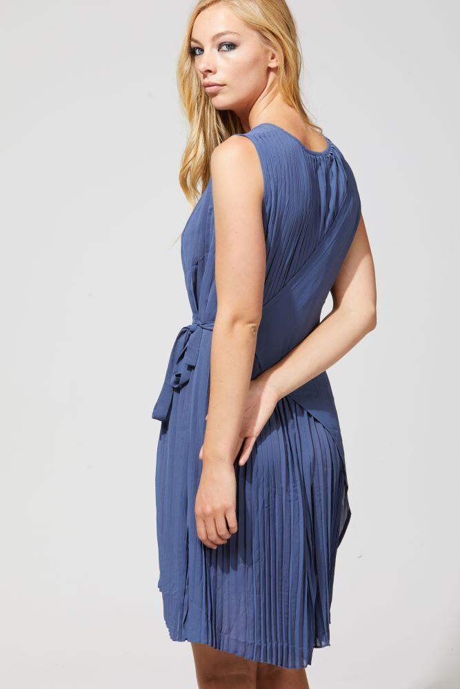 Amaya - Jedi Dress (Steel Blue)