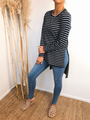 Jinx Stripe Basic
