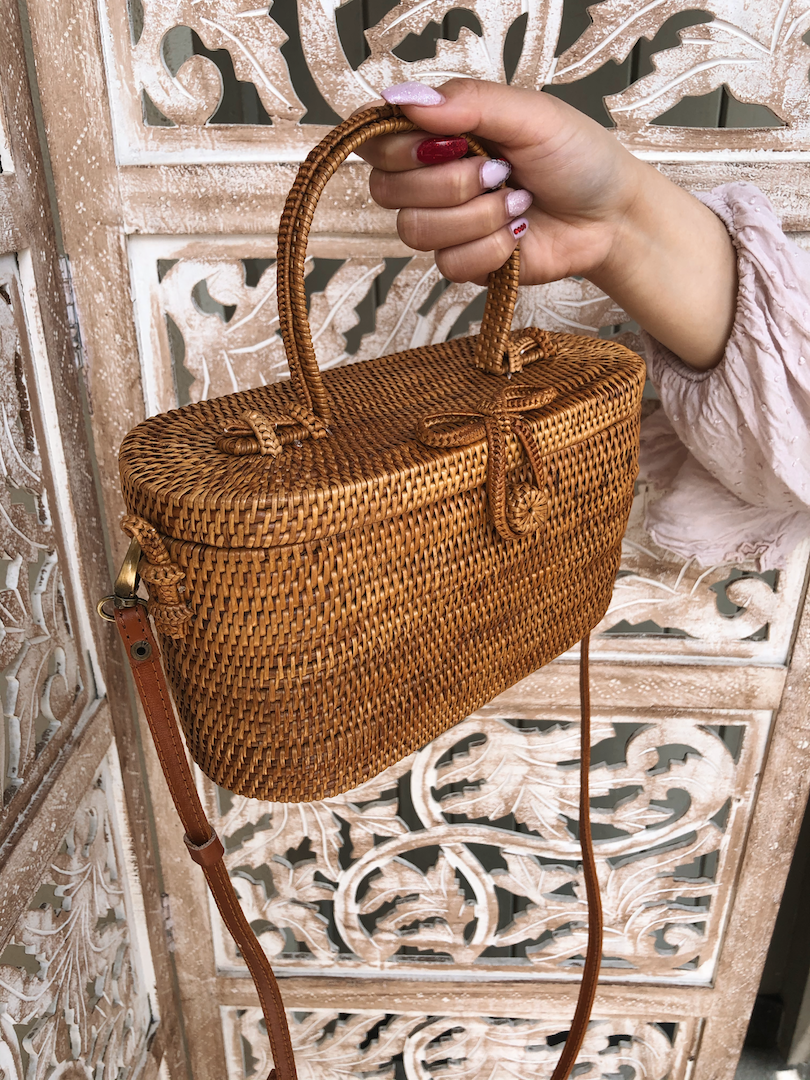 Celeste Ata Basket Bag