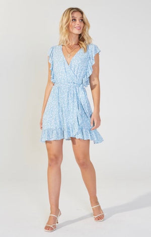 Mink Pink - Summer Fields Mini Dress