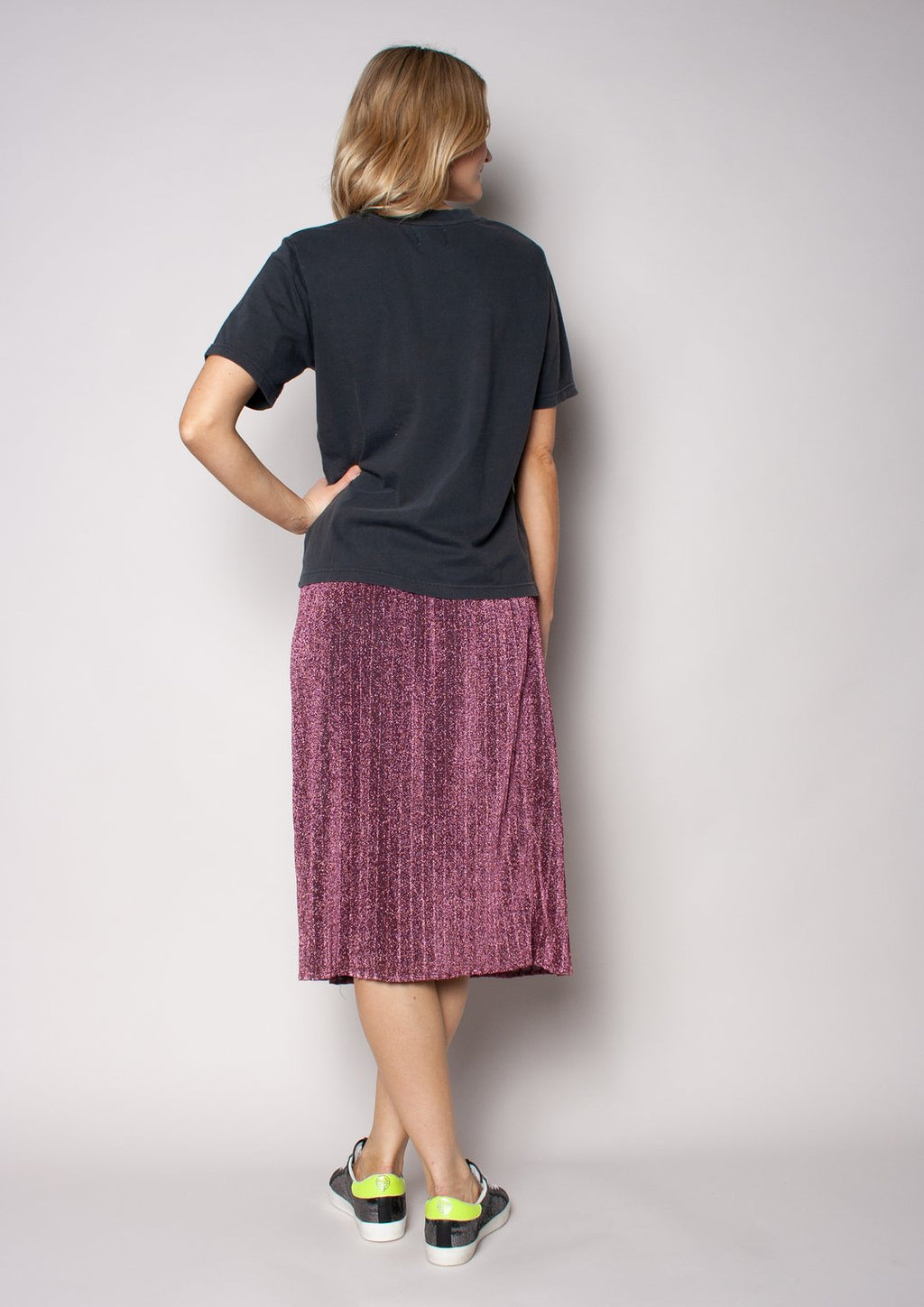 The Others - Sunray Skirt - Metal Rose
