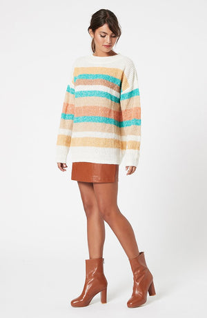 Minkpink - Francesca Stripe Knit