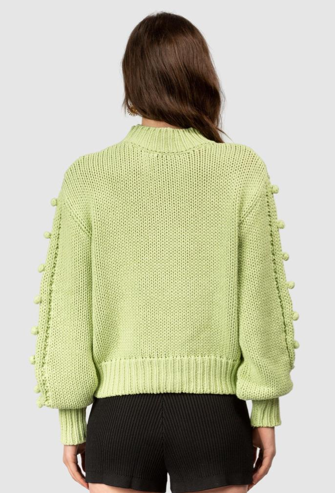The Wolf Gang - Besito Knit - Lime