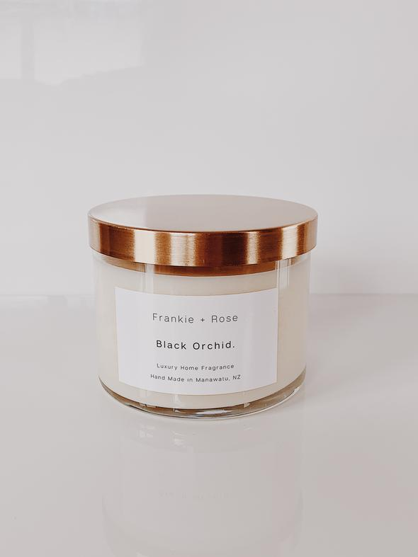 Frankie + Rose - Black Orchid Candle
