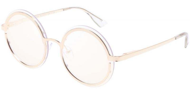 Le Specs - Ovation (Clear/Gold)