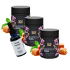 Rhodiola Rosea Trilogy Pack + FREE CBD Oil (Value $200) + FREE SHPPING