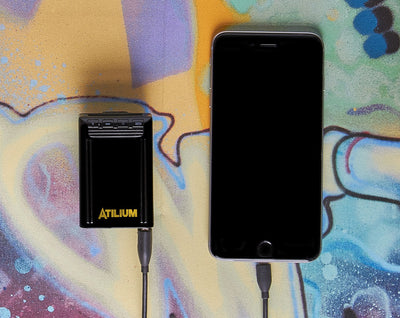 ATILIUM – A Retro-Styled Power Charger