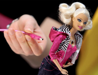 Barbie Video Camera Doll