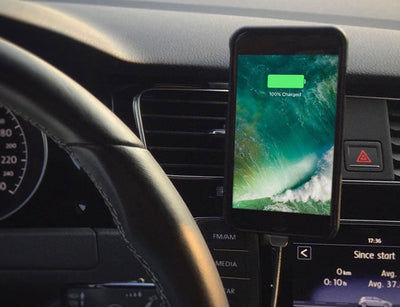 Bezalel Omnia Magnetic Wireless Car Charger