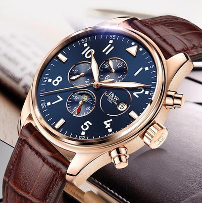 Carnival Luxury Automatic Watches