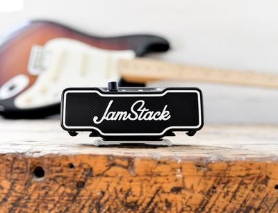 JamStack Attachable Guitar Amplifier