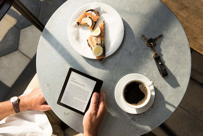 Kindle Oasis Waterproof e-Reader