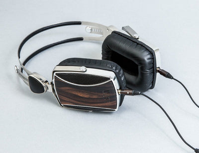 LSTN Ebony Encore Headphones