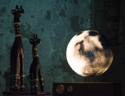 Lunevis Premium Floating Moon Lamp