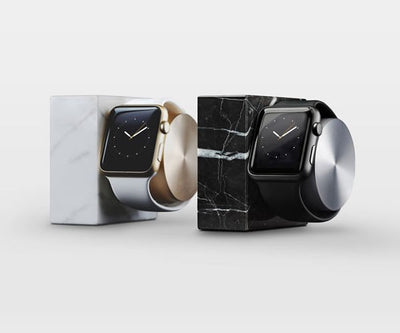 Marble Edition DOCK for Watch by Native Union