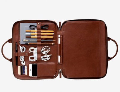 Mod Laptop 3 Leather Folio