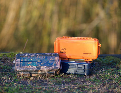 RokPak – World's First Solar, Battery Pack, Drybox All In One