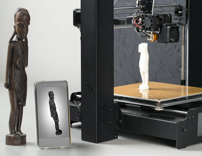 Scoobe3D High-Resolution 3D Scanner