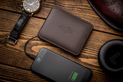 Volterman Lightweight Smart Wallet