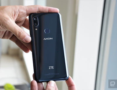 ZTE Axon 9 Pro AMOLED Display Smartphone