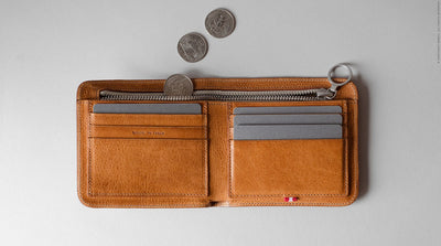 Zip Wallet Volume Two by Hard Graft