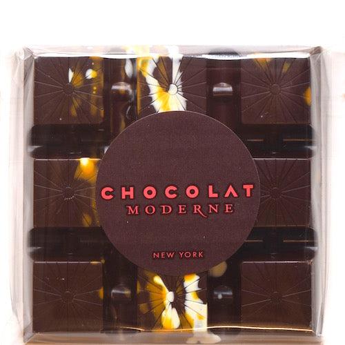 Avant-Garde Chocolate Bar with Blood Orange Bergamot