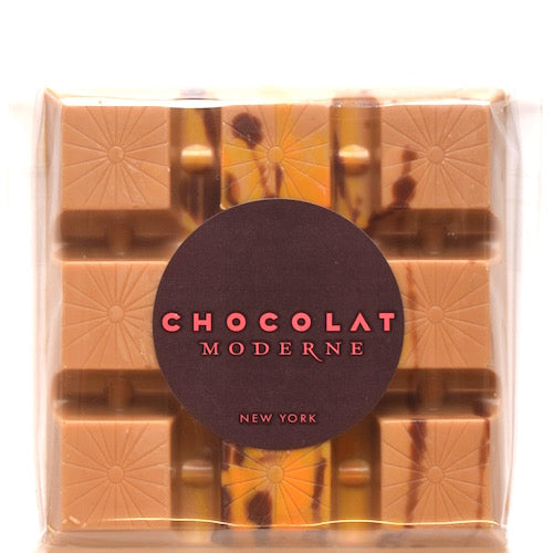 Avant-Garde Chocolate Bar with Spicy Hazelnut