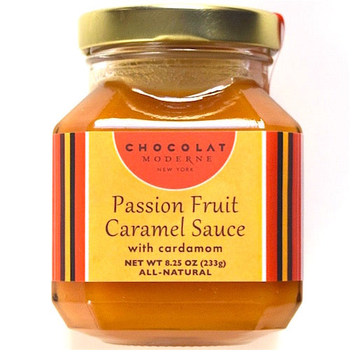 Caramel Sauce Passion Fruit