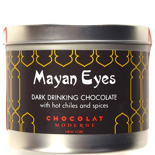 Cocoa Casbah Hot Chocolate ~ Mayan Eyes