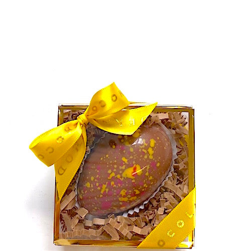 Milk Chocolate Confetti Salted Caramel Egg