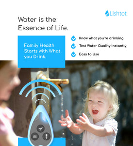 TestDrop Pro - The next generation of water testing kit
