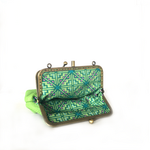 Load image into Gallery viewer, Apple Green Deer Double Purse, 12cm