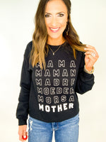 Mother Graphic Sweatshirt