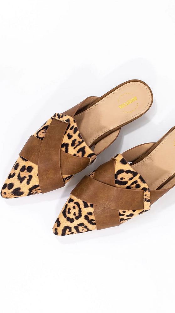 tan mules, mules, women's shoes, leopard mules, leopard slides, women's Fall shoes, shoe trend
