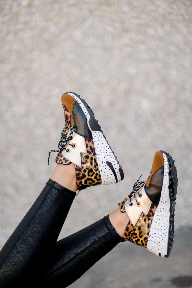 platform sneakers, leopard sneakers, trend sneakers, shop style your senses