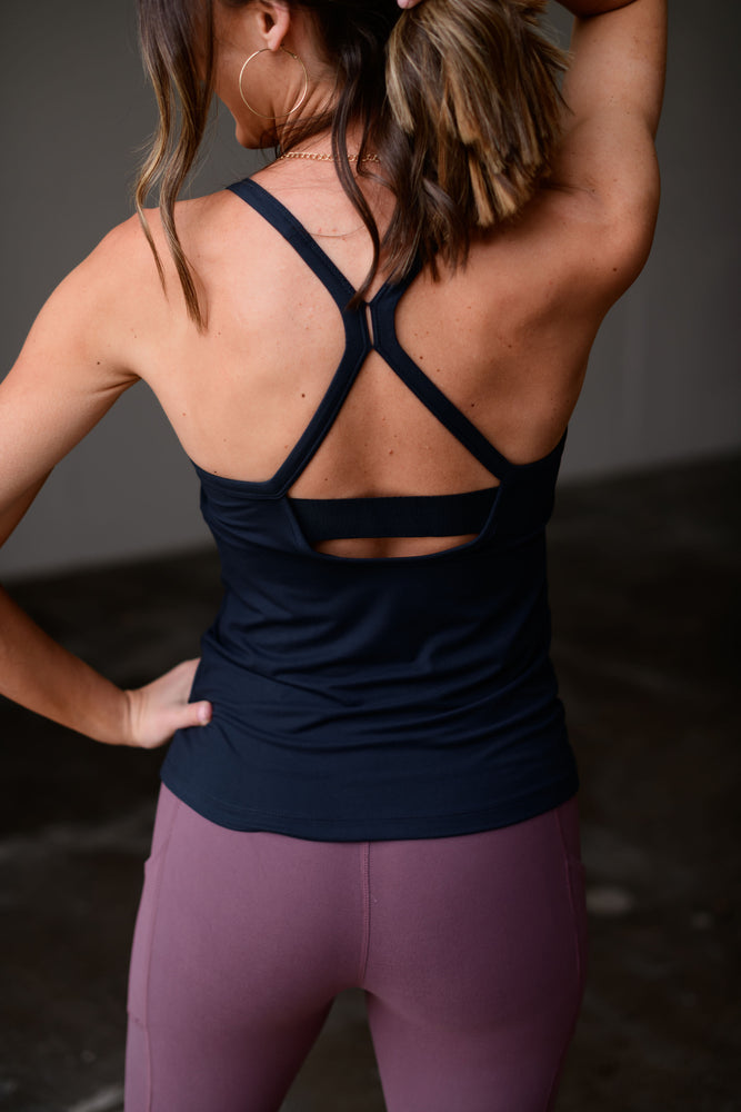 mauve compression capri leggings with pocket, workout wear, affordable athleisure, shop style your senses by mallory fitzsimmons