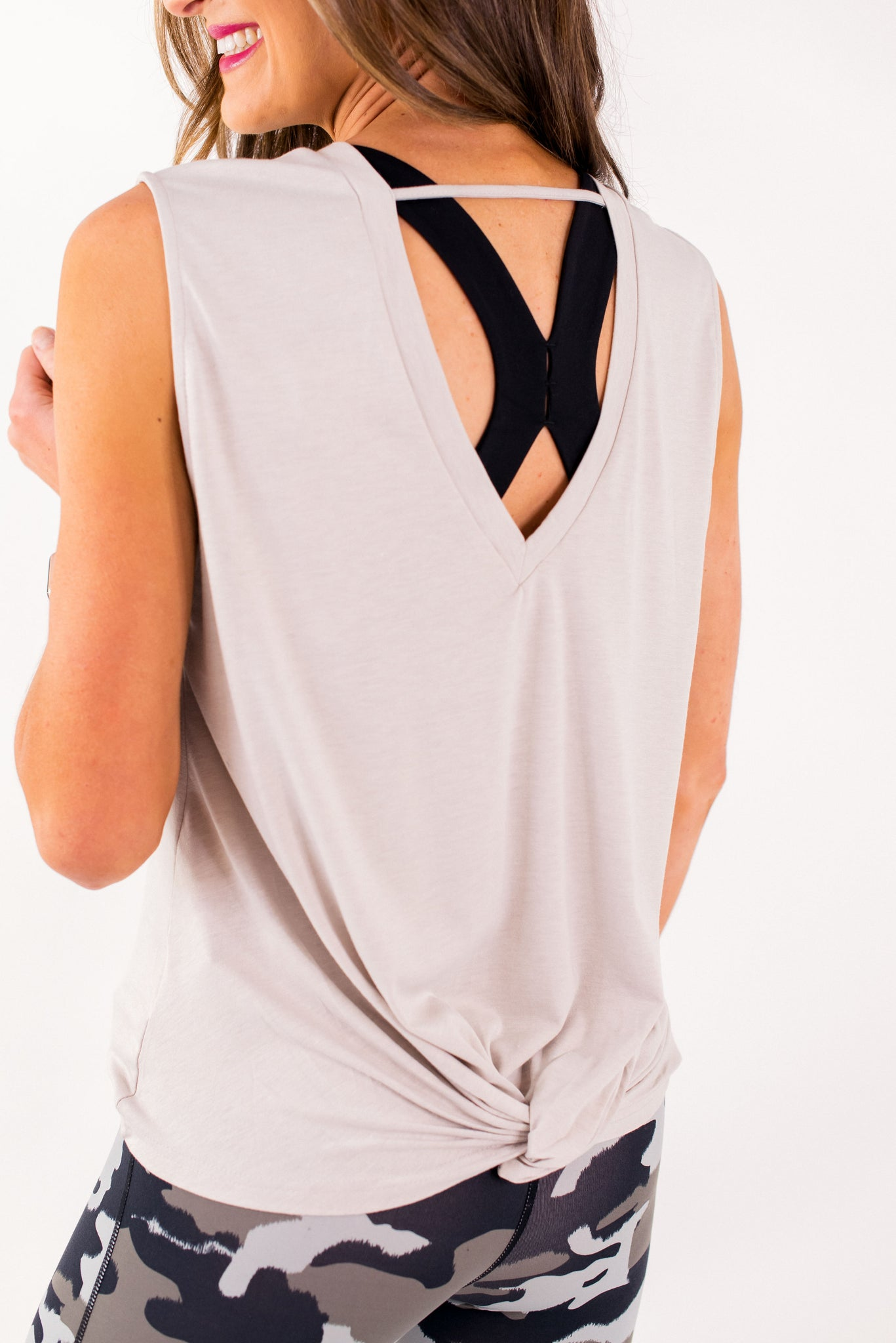 Light Grey Basic Tank