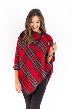shop-style-your-senses-by-mallory-fitzsimmons-tartan-print-poncho-red-holiday-outerwear-christamas-gifts