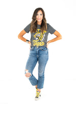 go get em tiger, graphic tee, LSU t-shirt, women's graphic tee, casual style, cool mom, mom style, style your senses, mallory fitzsimmons