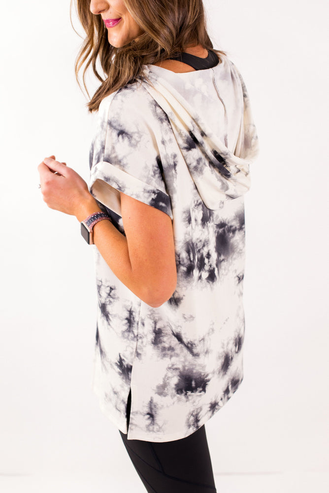 shop-style-your-senses-by-mallory-fitzsimmons-tie-dye-short-sleeve-top-w-hood-womens-affordable-athleisure-activewear-fashion-clothing