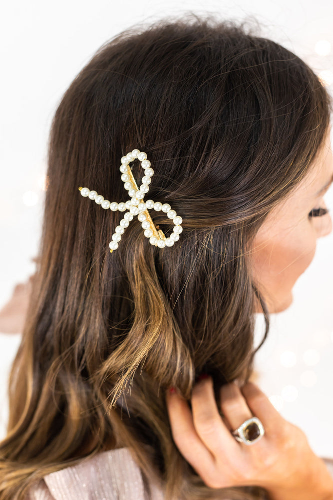shop-style-your-senses-by-mallory-fitzimmons-holiday-cheer-womens-shimmer-sparkle-faux-pearl-bow-accessory-hair-clip-party-festive-christmas-holiday-top-2019