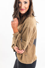shop-style-your-senses-by-mallory-fitzsimmons-taupe-star-print-sweatshirt-cozy-fashion-comfy-clothing-easy-to-wear-clothes