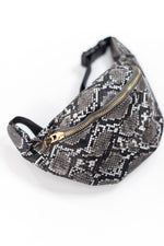 Scale Print Fanny Pack