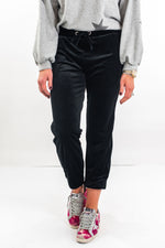 shop-style-your-senses-by-mallory-fitzsimmons-black-velvet-joggers-cozy-fashion-affordable-clothing-Holiday-uniform-comfortable-mom-clothes