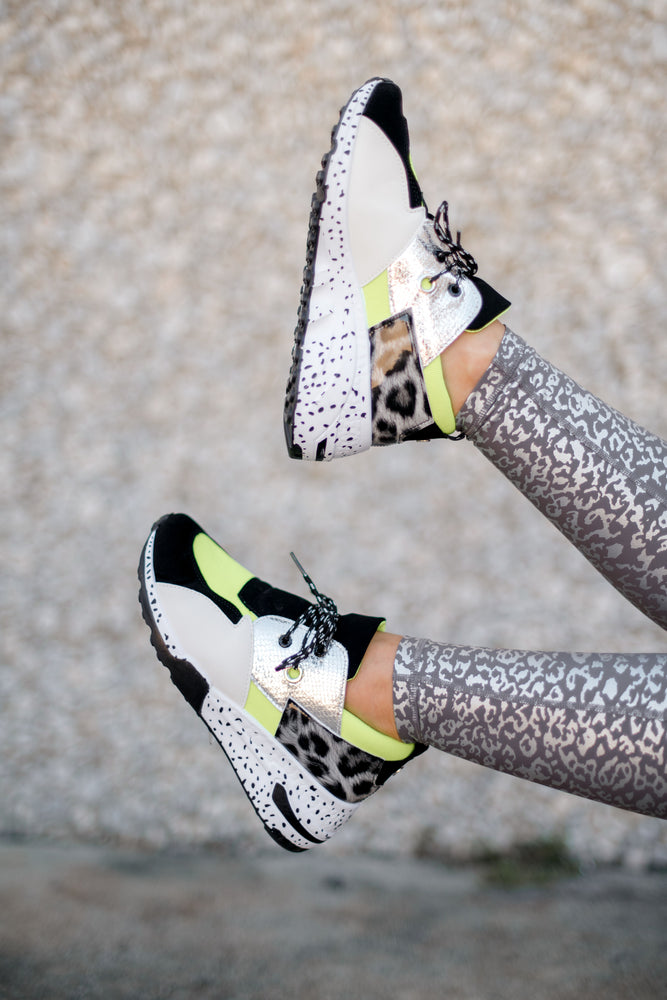 platform sneakers, neon sneakers, trend sneakers, affordable fashion, shop style your senses