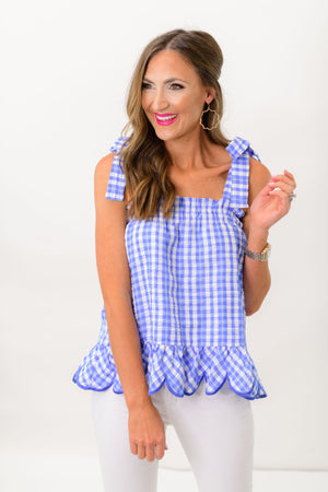 shop-style-your-senses-by-mallory-fitzsimmons-blue-gingham-tie=strap-top-w-scalloped-hem-summer-womens-tank-tops