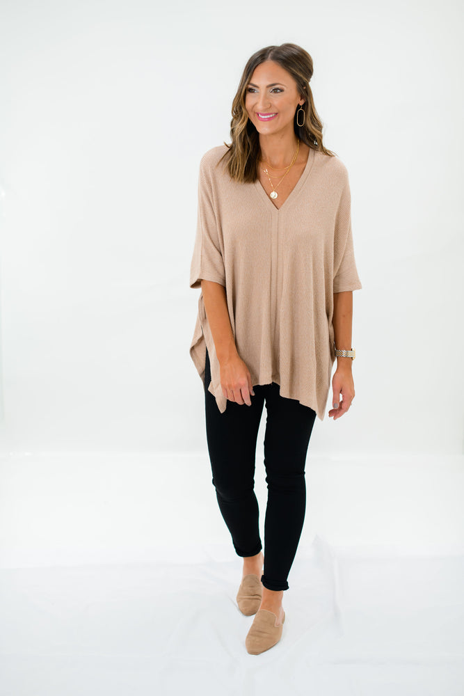 shop-style-your-senses-by-mallory-fitzsimmons-autumn-collection-taupe-ribbed-v-neck-poncho-top-womens-clothing-fall-fashion
