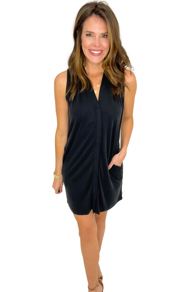 black-sleeveless-knit-v-neck-dress-little-black-dress-date-night-outfit-shop-style-your-senses-by-mallory-fitzsimmons