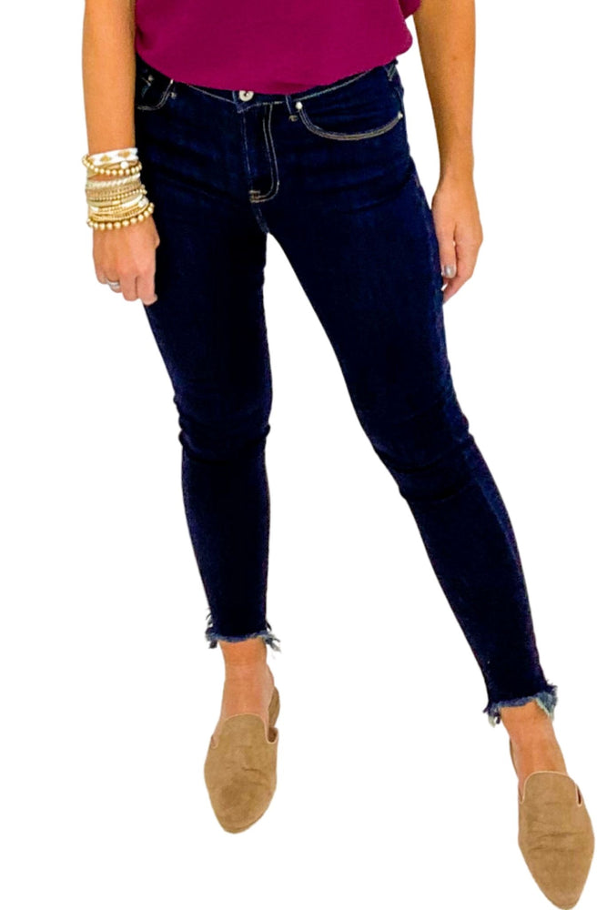 shop-style-your-senses-by-mallory-fitzsimmons-autumn-collection-dark-wash-skinny-raw-hem-jeans-womens-clothing-fall-fashion