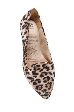 Animal Print Into The Wild Travel Flats *FINAL SALE*